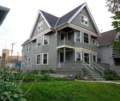 Milwaukee County Two Family Home For Sale: 2513-2515 S Williams St