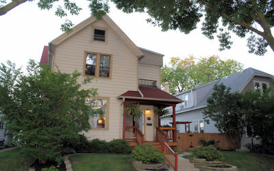 Milwaukee County Two Family Home For Sale: 2226 S Mound St