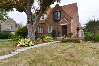 Greenfield Single Family Home For Sale: 3786 S 35th St