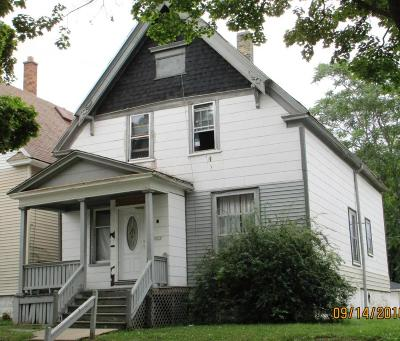 Milwaukee Single Family Home For Sale: 2171 N 41st St