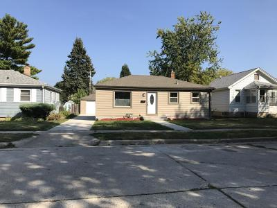 Kenosha County Single Family Home For Sale: 4127 31st Ave