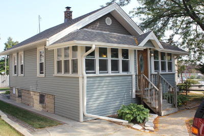 Milwaukee County Single Family Home For Sale: 9324 W National Ave