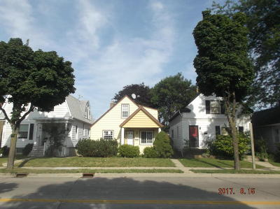 West Allis Single Family Home For Sale: 1722 S 76th St