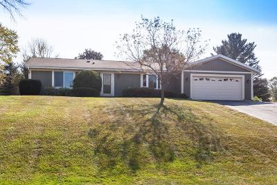 Waukesha County Single Family Home For Sale: W273s8700 Lakeside Dr