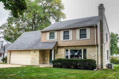 Wauwatosa Single Family Home For Sale: 2522 N 95th St