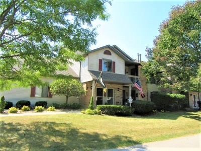 Muskego Condo/Townhouse For Sale: W192s7859 Overlook Bay Rd #B