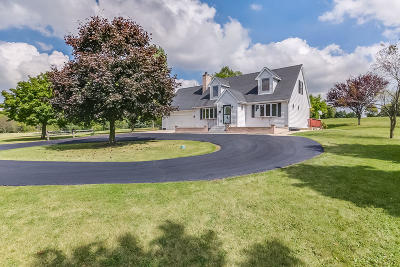 Kenosha County Single Family Home For Sale: 4605 352nd Ave