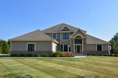 Waukesha County Single Family Home For Sale: N49w28291 Maryanns Way