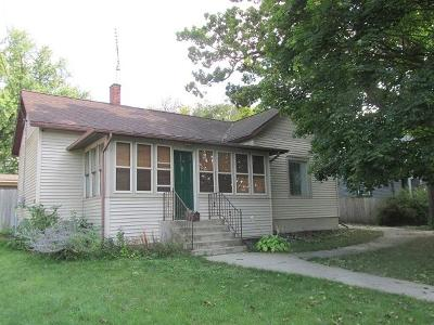 Whitewater Single Family Home For Sale: 239 S Green St