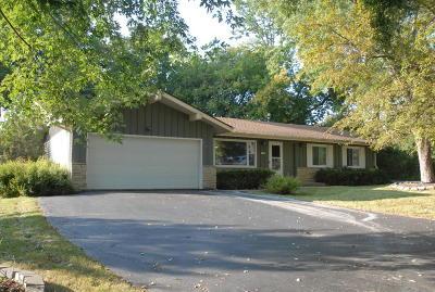 Wauwatosa Single Family Home For Sale: 11610 W Martha Dr