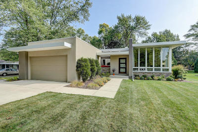 Milwaukee County Single Family Home For Sale: 7218 N Longacre Rd