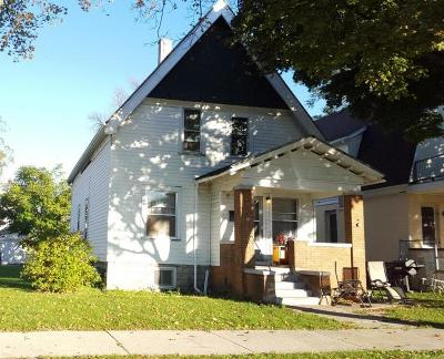 Milwaukee County Single Family Home For Sale: 2178 N 44th St
