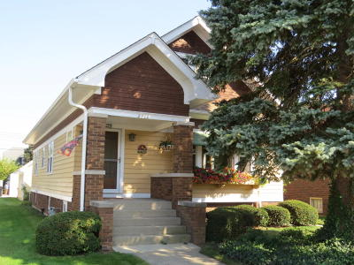 Racine County Single Family Home For Sale: 2319 Green St
