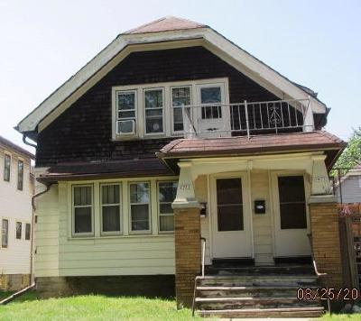 Milwaukee County Two Family Home For Sale: 2951-53 N 54th St