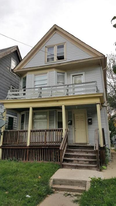 Milwaukee County Two Family Home For Sale: 1940 S 19th St