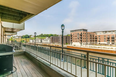 Milwaukee County Condo/Townhouse For Sale: 1925 N Water St #105