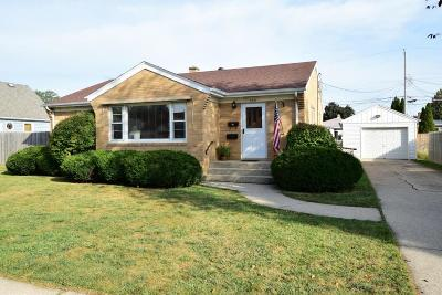 Racine County Single Family Home For Sale: 2910 Dwight St