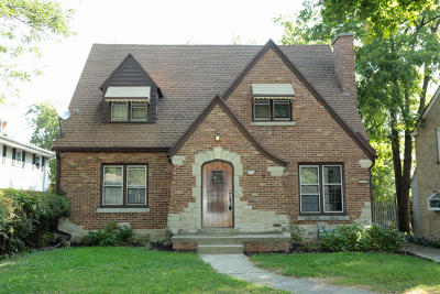 Milwaukee County Two Family Home For Sale: 2358 N 114th St #2358A