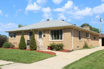 Racine County Single Family Home For Sale: 3441 3rd Ave