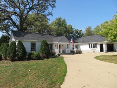 Kenosha County Single Family Home For Sale: 821 S 6th St