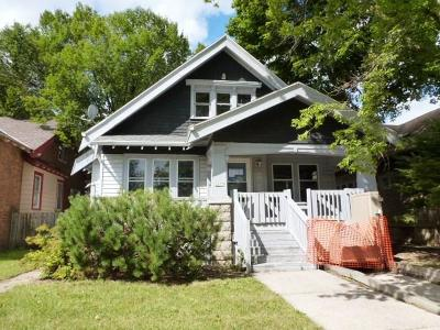 Milwaukee County Single Family Home For Sale: 2657 N 46th St
