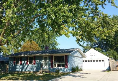 Kenosha County Single Family Home For Sale: 5321 55th Ave
