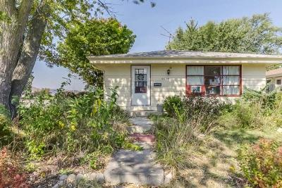 Racine County Single Family Home For Sale: 4624 Byrd Ave