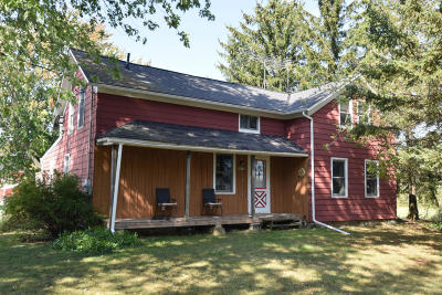 Ozaukee County Single Family Home For Sale: N6125 County Road I