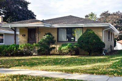 West Allis Single Family Home For Sale: 2969 S 95th St