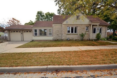 Milwaukee Single Family Home For Sale: 2878 N 83rd St