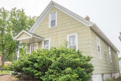 South Milwaukee Two Family Home For Sale: 1329 Madison Ave
