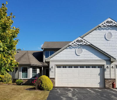 Waterford Condo/Townhouse Active Contingent With Offer: 622 Annecy Park Cir