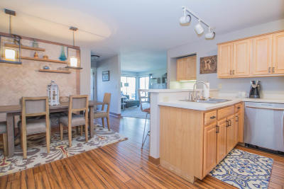 Waukesha Condo/Townhouse For Sale: 100 E Main St #228