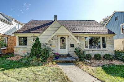 Wauwatosa Single Family Home For Sale: 2570 N 82nd St