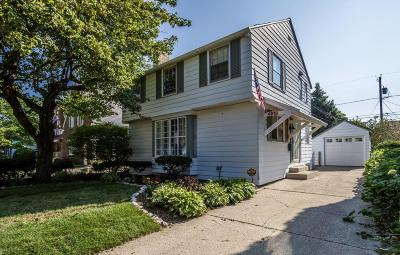 Whitefish Bay Single Family Home For Sale: 4918 N Hollywood Ave