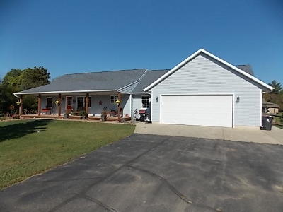 Fort Atkinson Single Family Home Active Contingent With Offer: W5901 Hedrick Dr