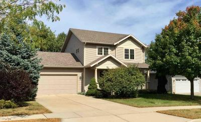 Madison Single Family Home Active Contingent With Offer: 6114 Sandstone Dr