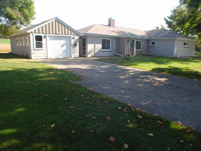 Fort Atkinson Single Family Home For Sale: 7948 W High Ridge Rd