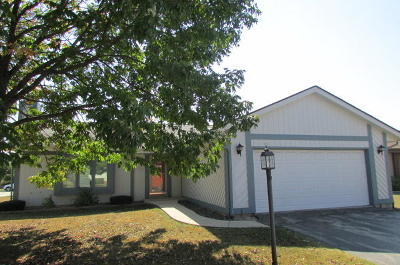Greenfield Condo/Townhouse For Sale: 3707 Honey Tree Ln