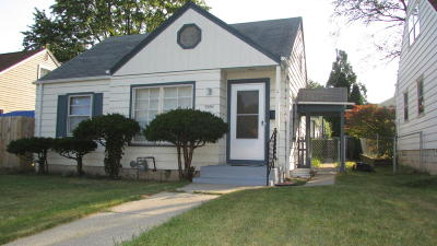 Milwaukee Single Family Home For Sale: 3606 N 60th St