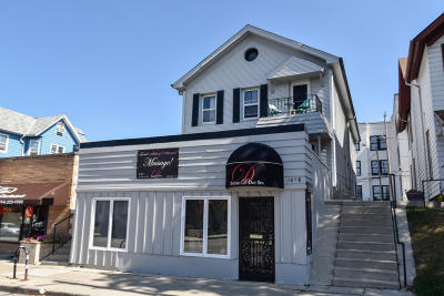 Milwaukee Commercial For Sale: 1658 N Van Buren St