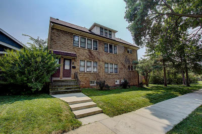 Milwaukee Multi Family Home For Sale: 6609 W Girard Ave #6611-A