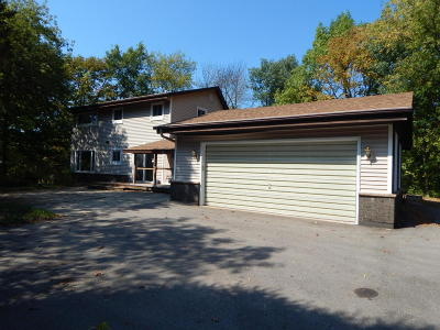 Slinger Single Family Home For Sale: 3466 County Road Cc