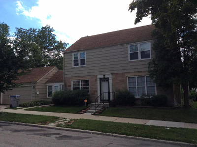 Milwaukee Single Family Home For Sale: 5335 W Melvina St