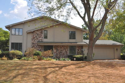 Greenfield Single Family Home For Sale: 3769 W Holmes Ave