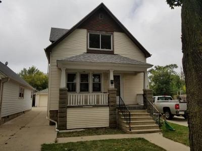 West Allis Two Family Home For Sale: 1321 S 63rd St