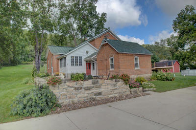 Single Family Home For Sale: N3216 Smith Valley Rd