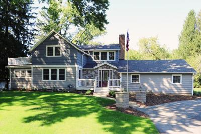 Milwaukee County Single Family Home For Sale: 1040 W Green Tree Rd