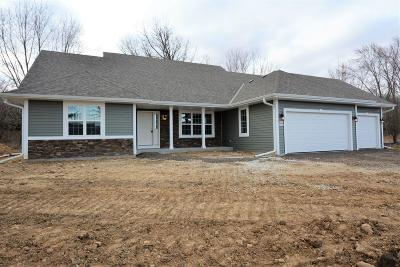 Muskego Single Family Home For Sale: W197s7365 Hillendale Dr