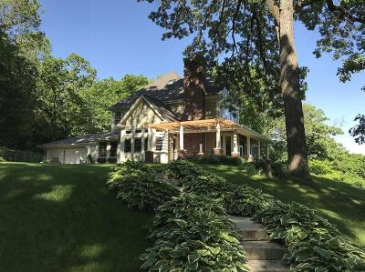 Single Family Home For Sale: W342s9740 County Road E